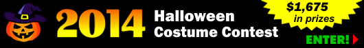Enter 2014 Costume Contest