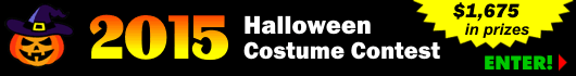 Enter 2015 Costume Contest