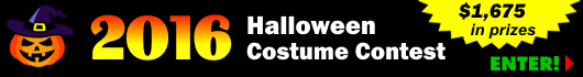 Enter 2016 Costume Contest