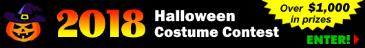 Enter 2018 Costume Contest