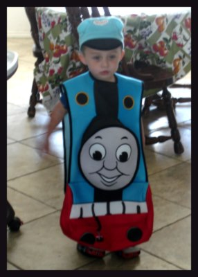Thomas the Train Costume for boys