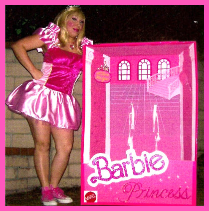 Barbie in the Box Costume for Women