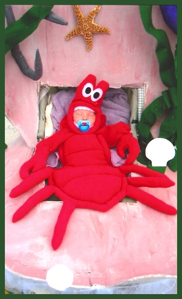Lobster Costume for Babies