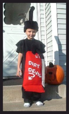 Lil Dirt Devil Costume for boys