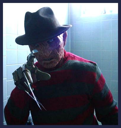 Twisted Art For Twisted Minds : Photo | Krüger, Freddy ... |How Did Freddy Krueger Die