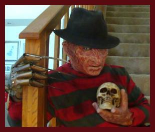 Son of Celluloid: YouTube Nostalgia: MTV's Freddy Krueger ... |How Did Freddy Krueger Die
