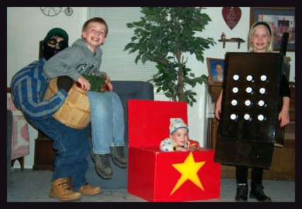 Cool Homemade Halloween costumes