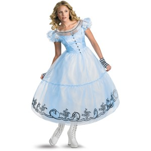 Alice in Wonderland MOVIE Costume