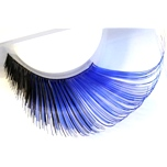 Zinkcolor Cobalt Blue False Synthetic Eyelashes