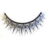 Zinkcolor Silver Sparkle Stud False Eyelashes