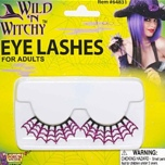 Witch Spider Web Eyelashes