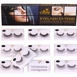 SHANY Cosmetics Eyelash Extend Assorted Reusable Eyelashes Thin Collection, 3.6 Ounce