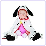 Caped Cutie Collection Infant Costume