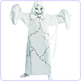 Cool Ghoul Costume, Small