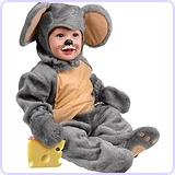 Baby Mouse Halloween Costume (6-12 Months)