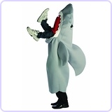 Man-Eating Shark Costume
