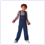 Chucky Costume Boy - Child Medium/Large