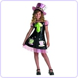 Mad Hatter Costume, Large (10-12)