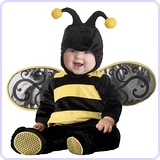 Baby's Lil' Stinger Bee Costume