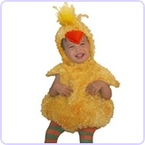 Baby Duck Costume 6-12 Months