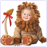Baby's Lil' Lion Costume (6-12 Months)
