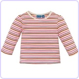 Striped Baby Long Sleeve Shirt Size 6-9 months