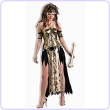 Women's Voodoo Priestess Costume
