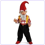 Baby/Toddler Garden Gnome Costume