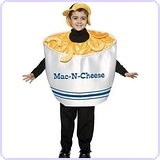 Mac and Cheese Childrens Costume, 4-6