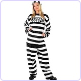 Adult Jailhouse Honey Costume