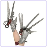 Edward Scissorhands Deluxe Glove Set