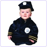 Little Police Infant/Toddler Costume