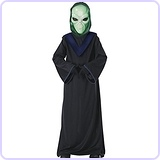 Alien Commander Child Costume, Large