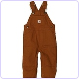 Baby-Boys Infant Canvas Bib Overall