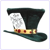 The Mad Hatter, Green Hat