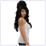 Rehab Singer Wig