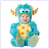 Unisex Baby Monster Costume