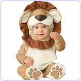 Baby's Lovable Lion Costume