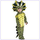 Triceratops Costume, Small