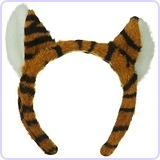 Women's Tiger Headband
