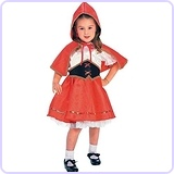 Kids Deluxe Lil' Red Riding Hood Costume