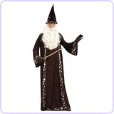 Men's Mr. Wizard Costume