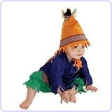 Baby Scarecrow Costume (6-18 months)