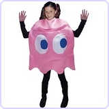 Pac-Man Pinky Deluxe Kids Costume