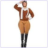 Amelia Earhart Adult Costume