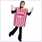 Popcorn Children's Costume