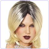 Bride of Chucky Wig Costume Accessory