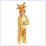 Silly Safari Giraffe Costume, Small (2-4 Years)