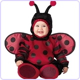 Baby Itty Bitty Lady Bug Costume
