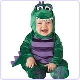 Baby's Dinosaur Costume